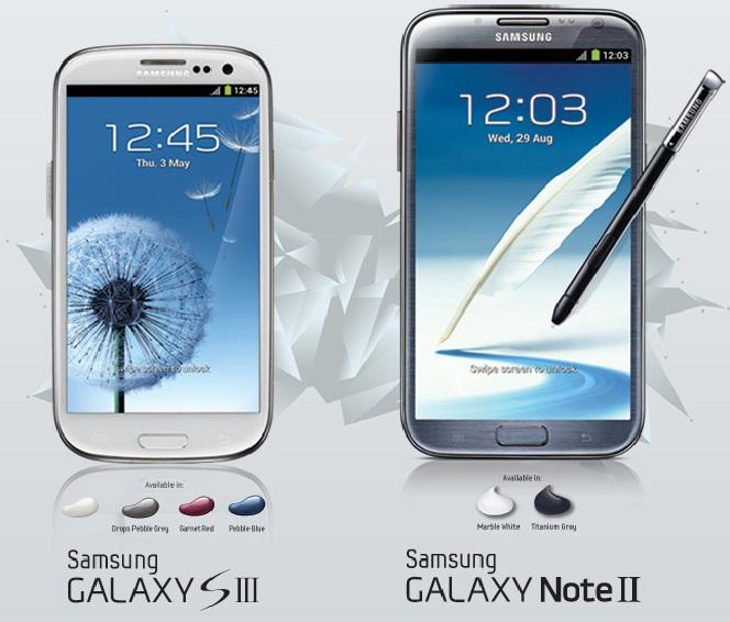 handphone samsung merupakan salah satu merek hp yang banyak digemari ...