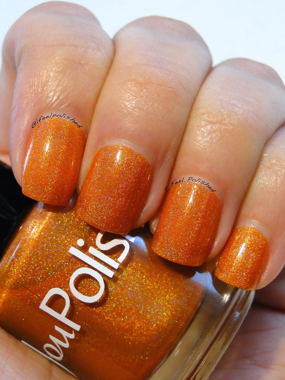 You Polish Orange You Appealing