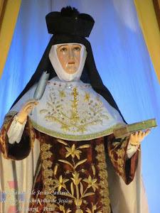 Octubre - Santa Teresa de Ávila - Monasterio Santa Teresa