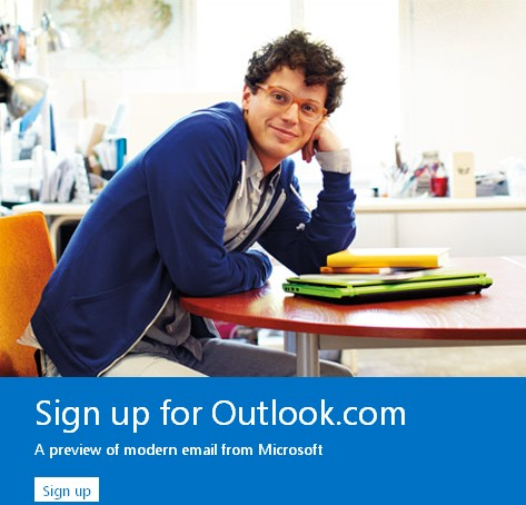 Microsoft launches the all new Outlook.com