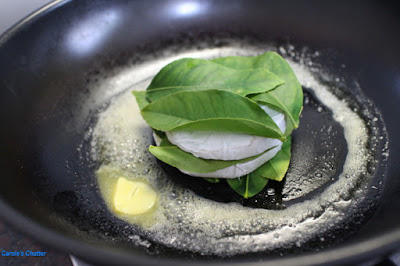 Carole's Chatter: Lemon Infused Camembert