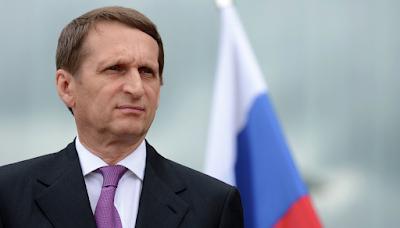 Финляндия отказала во въезде спикеру Госдумы РФ Сергея Нарышкина на заседание Парламентской ассамблеи ОБСЕ