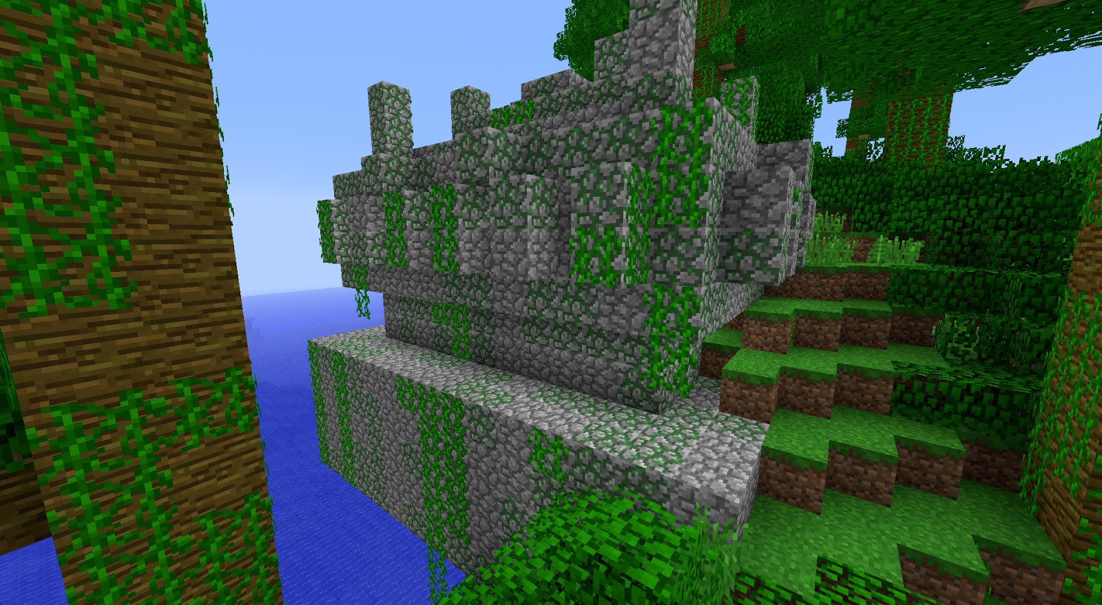 -4707851673728401342 - Minecraft Seeds | Sharing the best ...