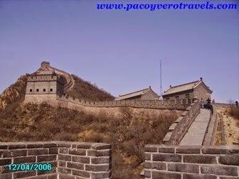 visita a la gran muralla china
