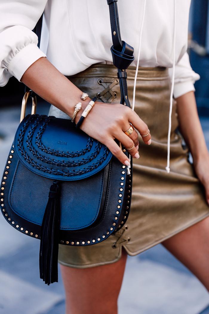 Fashion Cognoscente: The Look-for-Less: Chlo¨¦ Hudson Bag