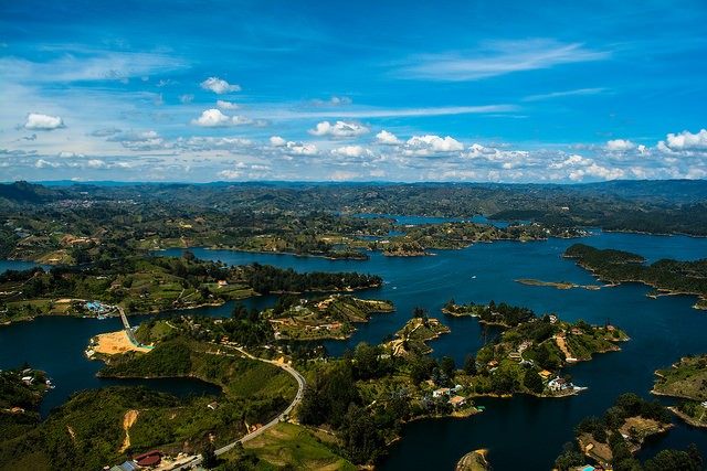 Guatape - The most beautiful places to visit in Colombia
