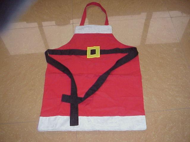 Regalos para navidad delantal navide o for Regalos originales para navidad manualidades