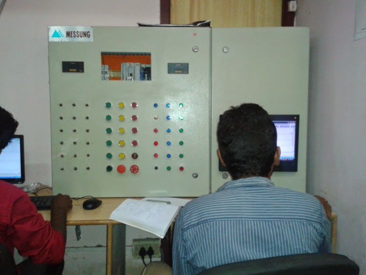 PLC, SCADA, DCS Training