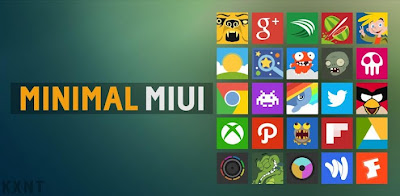 Minimal MIUI Go Apex Theme v2.7 APK