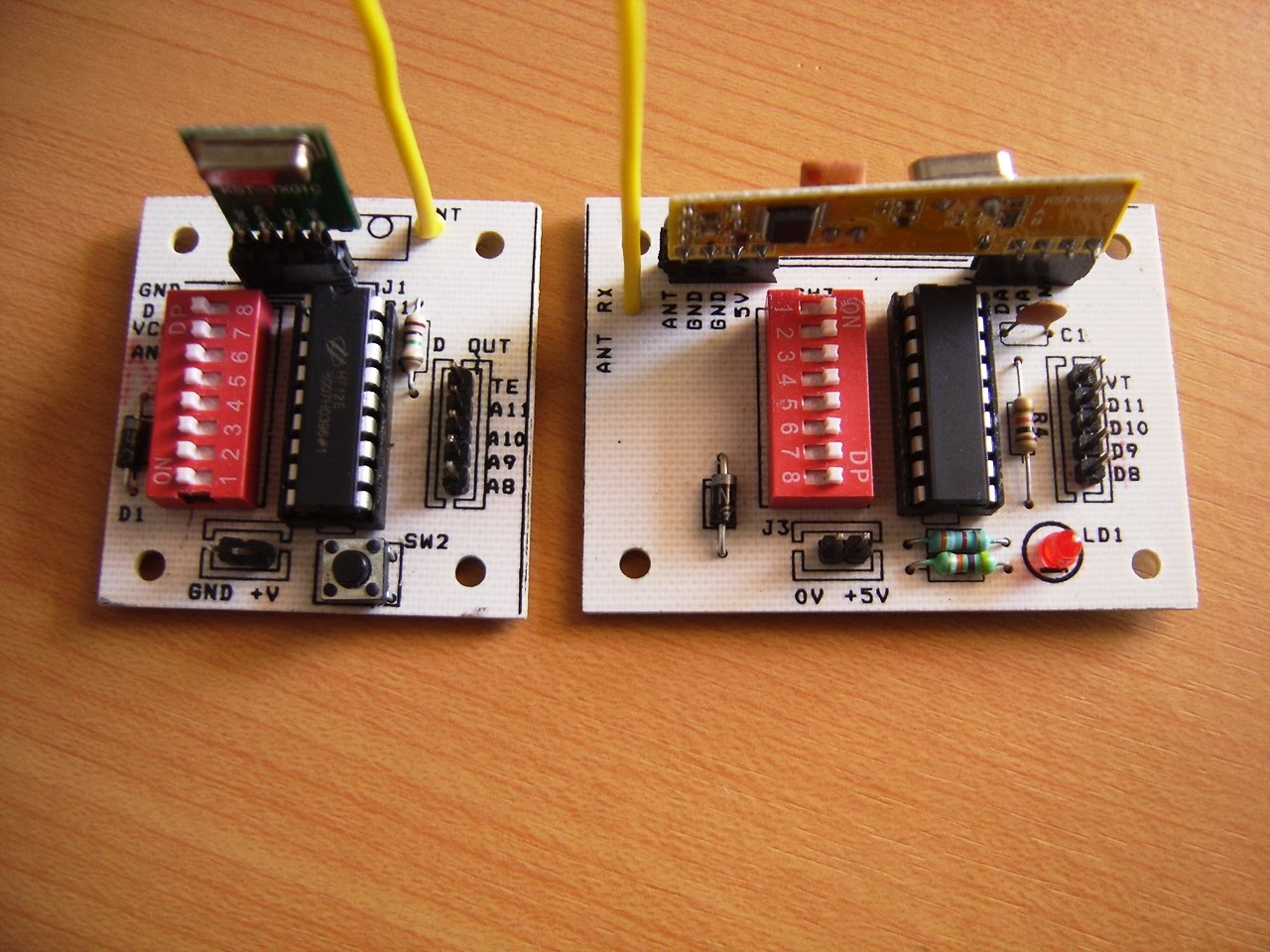 Ashishs Programming Journal Building A Computer Controlled Very Simple Radio Control R C