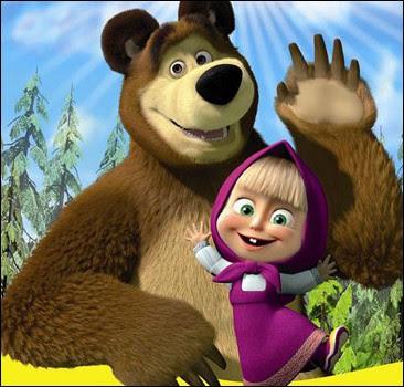 Картинка маша и медвед - ad8