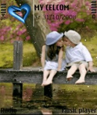 Cute Doll Couple Phone's, Cute Baby Wallpapers Wallpaper, Wallpaper For Your Cell Phones