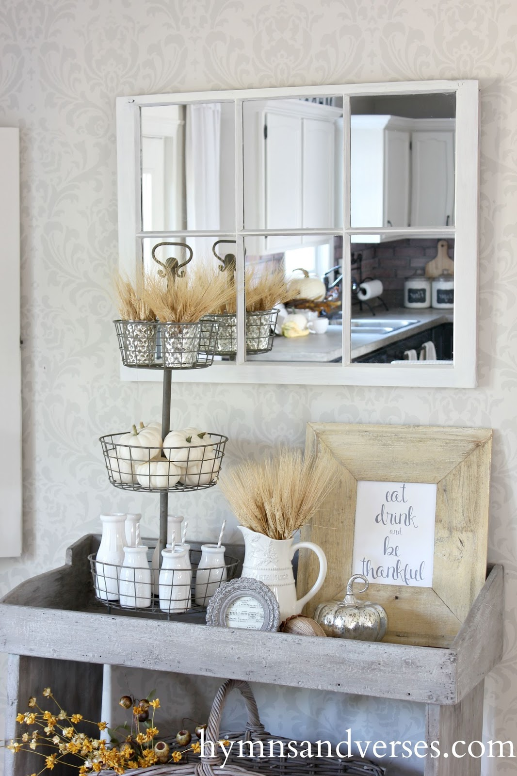 2015 Fall Home Tour - Hymns and Verses
