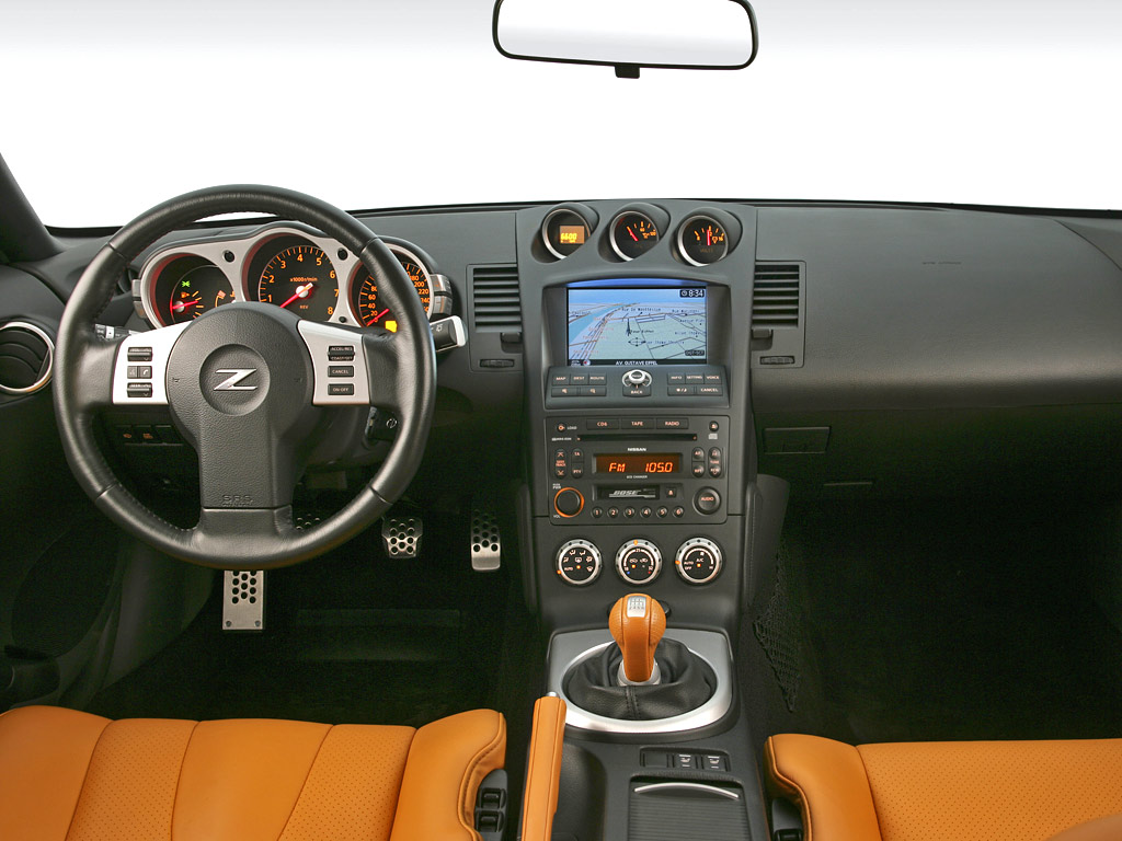 Who is galvis grandes japos vol ii nissan 350z for Interieur 350z