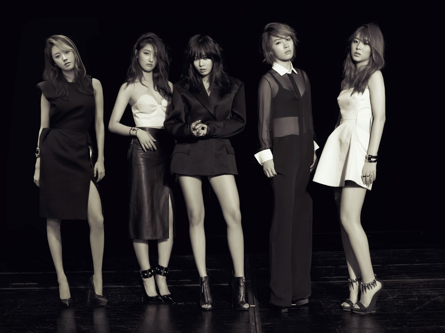 4minute 2013