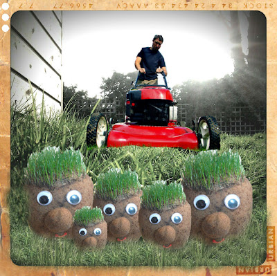 Mr Grasshead