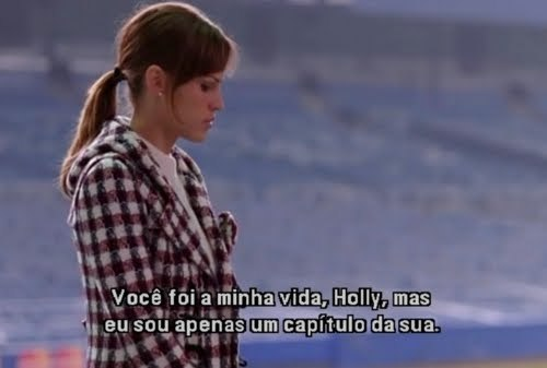 Gabriela Andrade As Melhores Frases De Ps Eu Te Amo