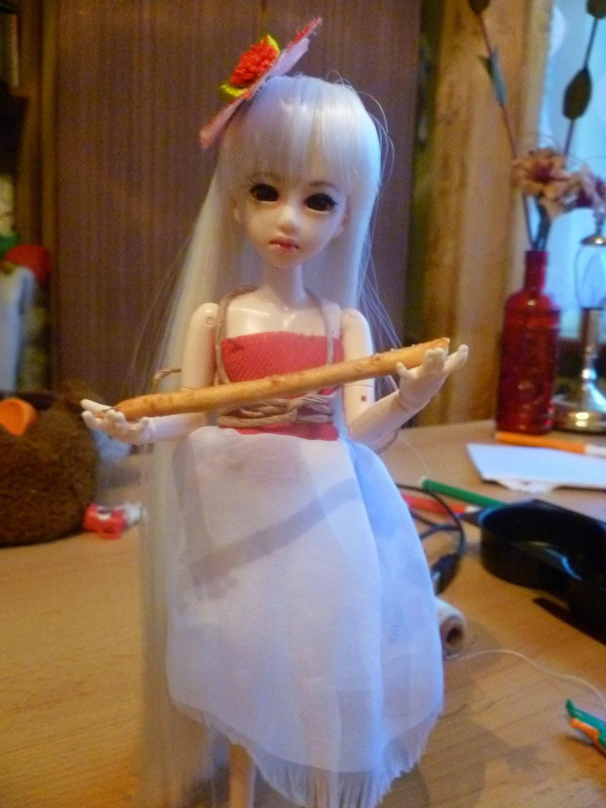 Alicja, ciasta i paluszki!