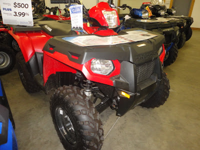 New 4x4 ATV FOR SALE IN MICHIGAN-DEALER-PRIVATE SELLER