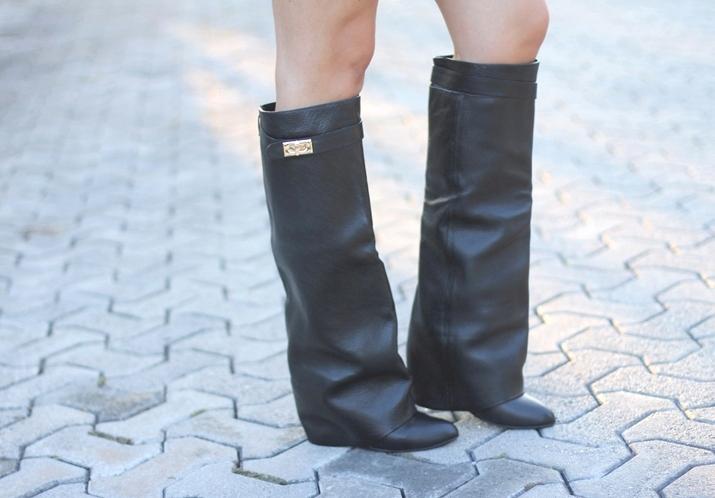 Looks diarios de bloggers y demás chicas que cuelgan en internet. - Página 18 Givenchy+alike+boots+(7)1