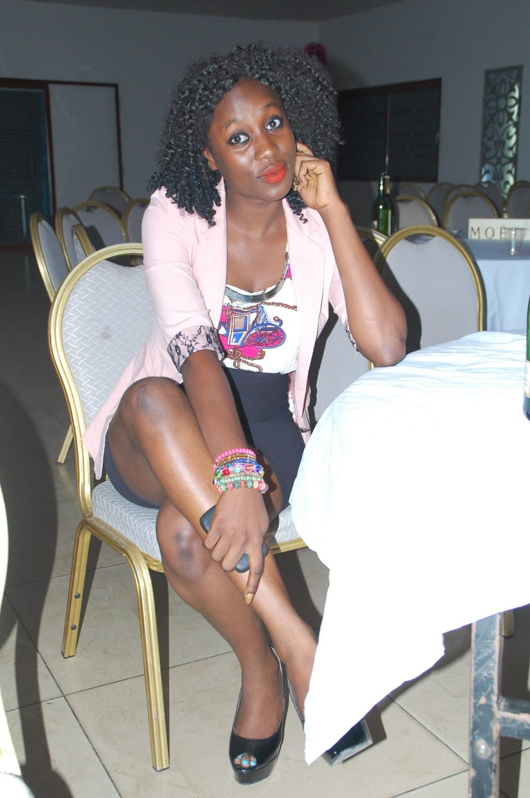 Sexy Ebony Legs 87