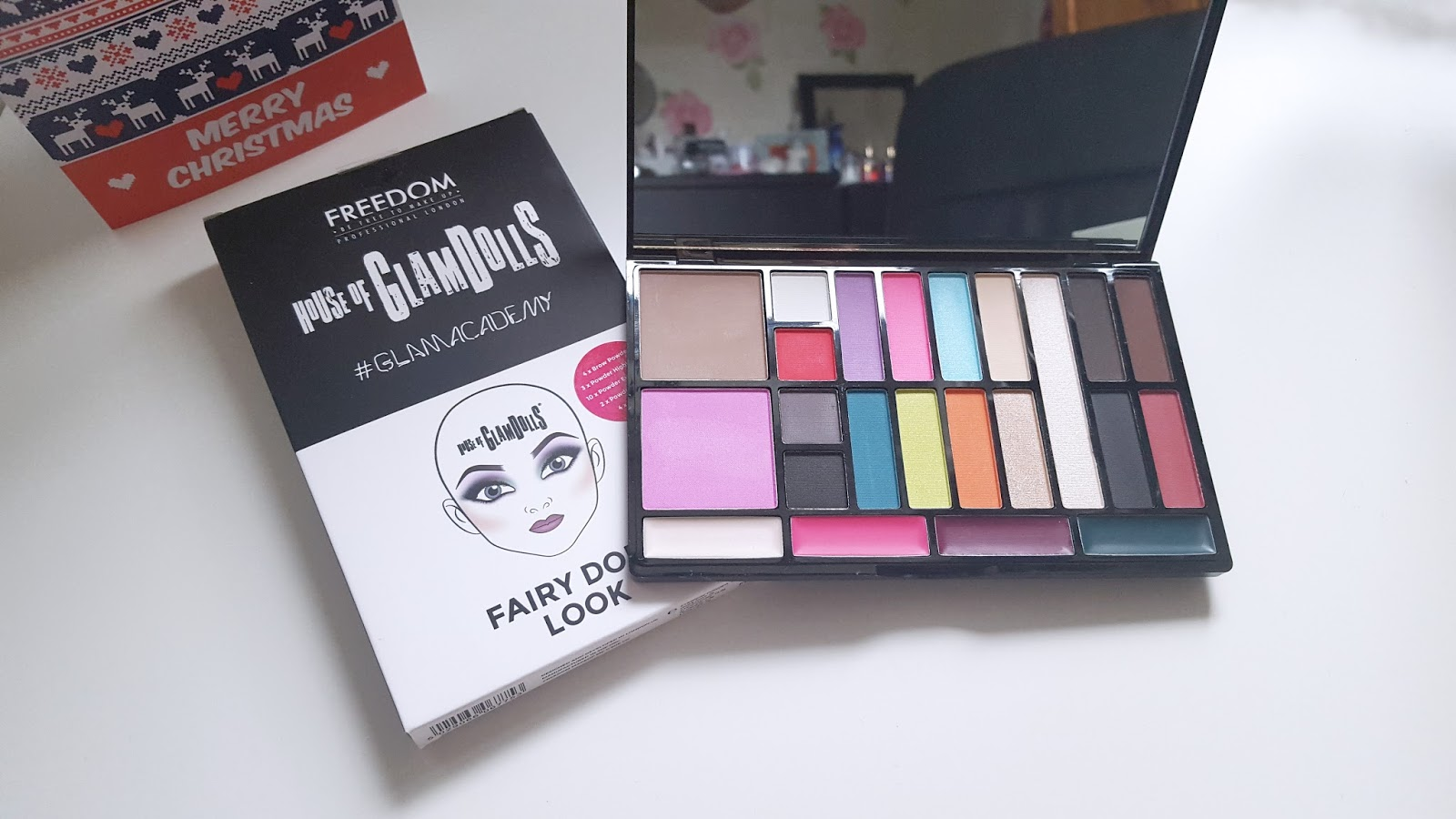 Freedom London Fairy Doll Palette