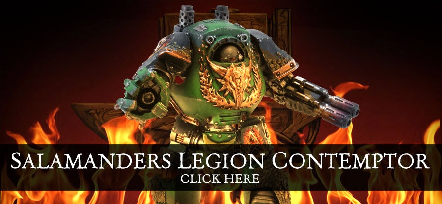 Salamanders Contemptor Dreadnought