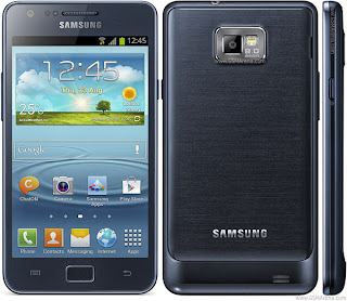 Samsung Galaxy S II Plus starts Android 4.2.2 update