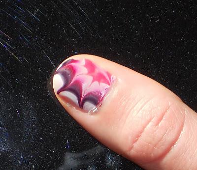 marble nail art-44