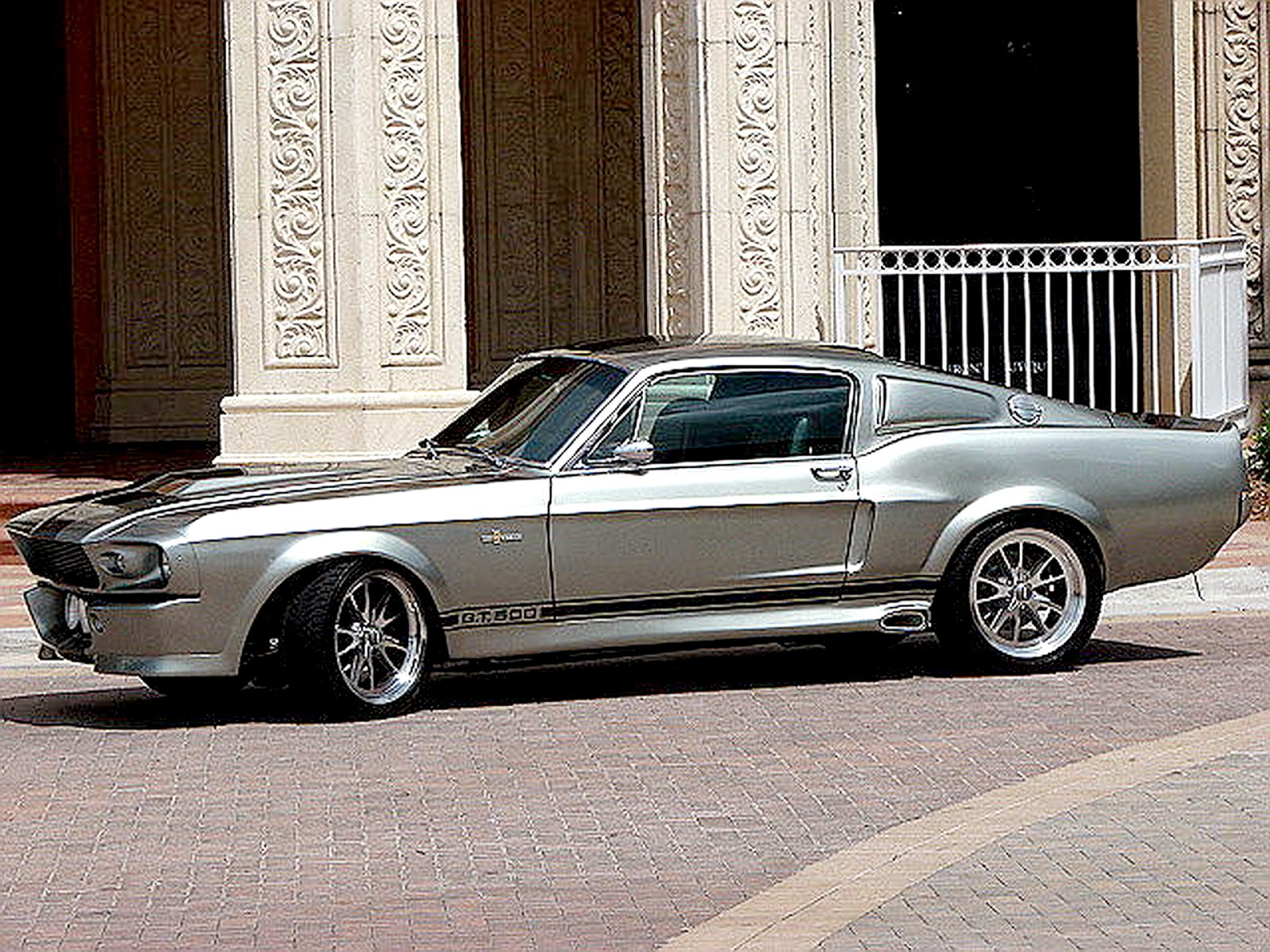 1967 for mustang gt500 eleanor on gone in 60 seconds movie - Mustang shelby ...