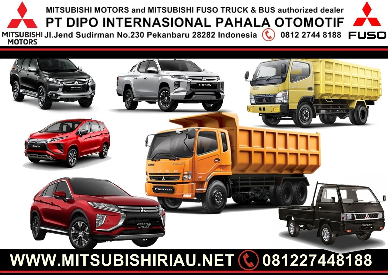 Harga Kredit Mitsubishi Pekanbaru Riau Desember 2019
