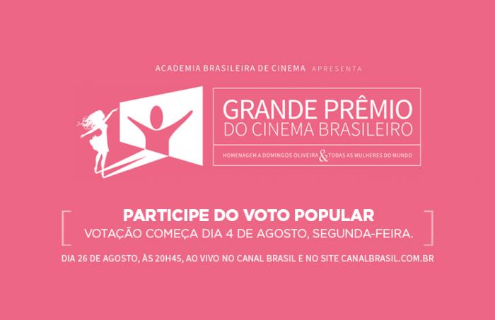 Grande Prêmio do Cinema Brasileiro 2014.