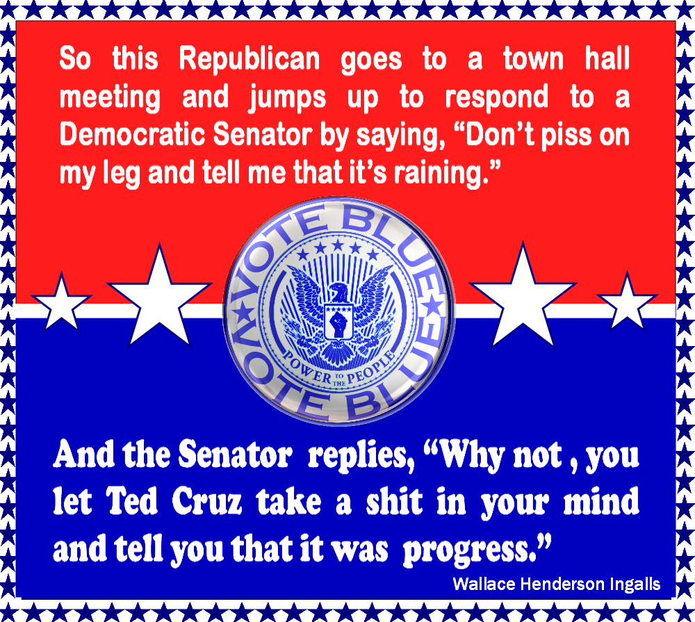 Ted Cruz Crap