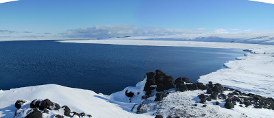 Cabo Evans, Antártida