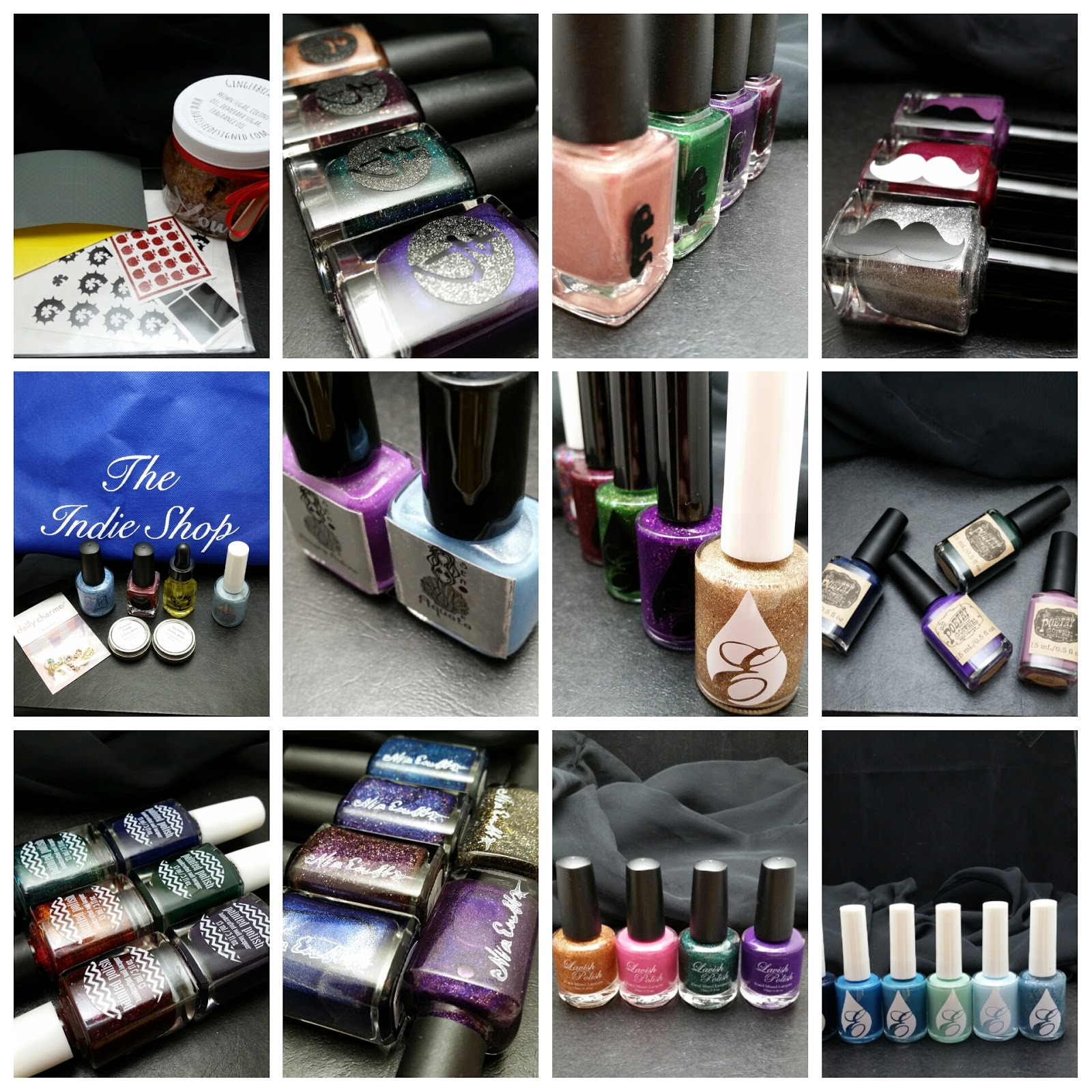 Let\'s Begin Nails: Indie Shop Event Experience