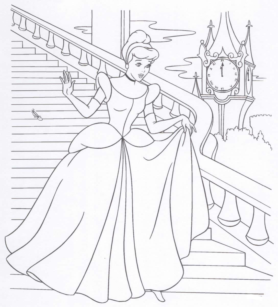 a coloring pages - photo#44