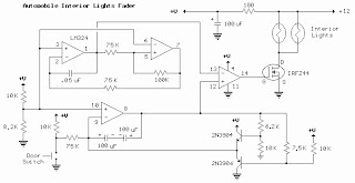 light-fader-circuit