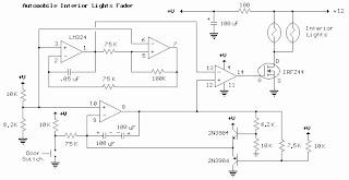 light-fader-circuit