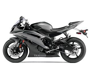 Gambar Motor 2013 Yamaha YZF-R6 3