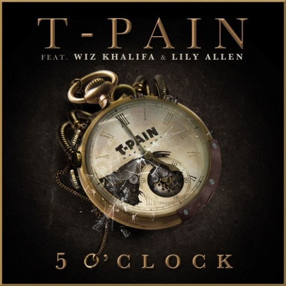 T Pain T Pain   &quot;5 OClock&quot; ft. Lily Allen &amp; Wiz Khalifa (Music Video)
