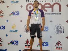 Campione Europeo No Gi cintura viola  2013