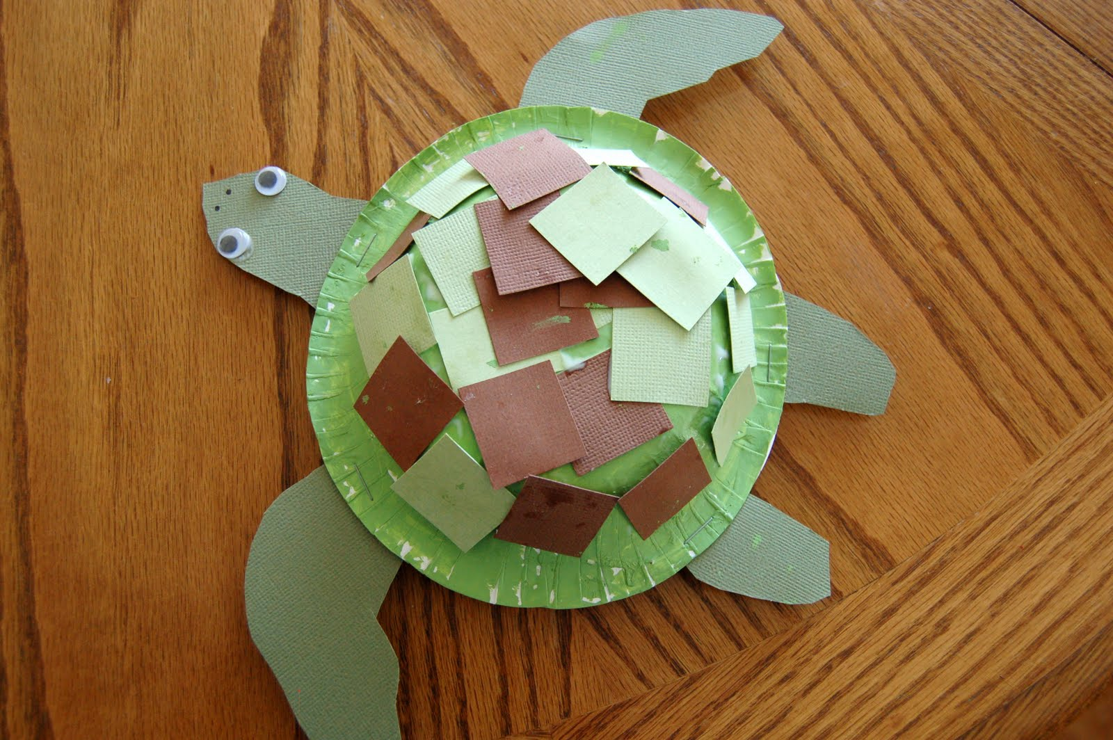 Sea turtle crafts art kids crafts ocean sun scholars for Turtle arts and crafts
