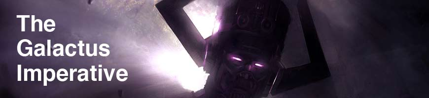 The Galactus Imperative