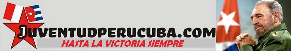 JUVENTUD PERÚ CUBA