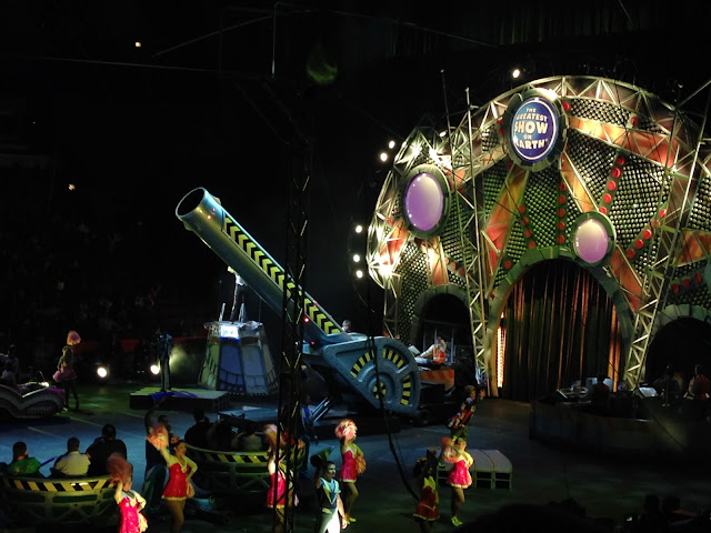 Ringling Bros. and Barnum & Bailey's new Built To Amaze event #Review