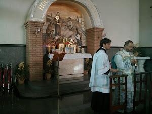 Missa Tridentina em Caçapava/SP