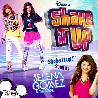 Shake Selena Gomez on Selena Gomez   The Scene   2011   Shake It Up  Single
