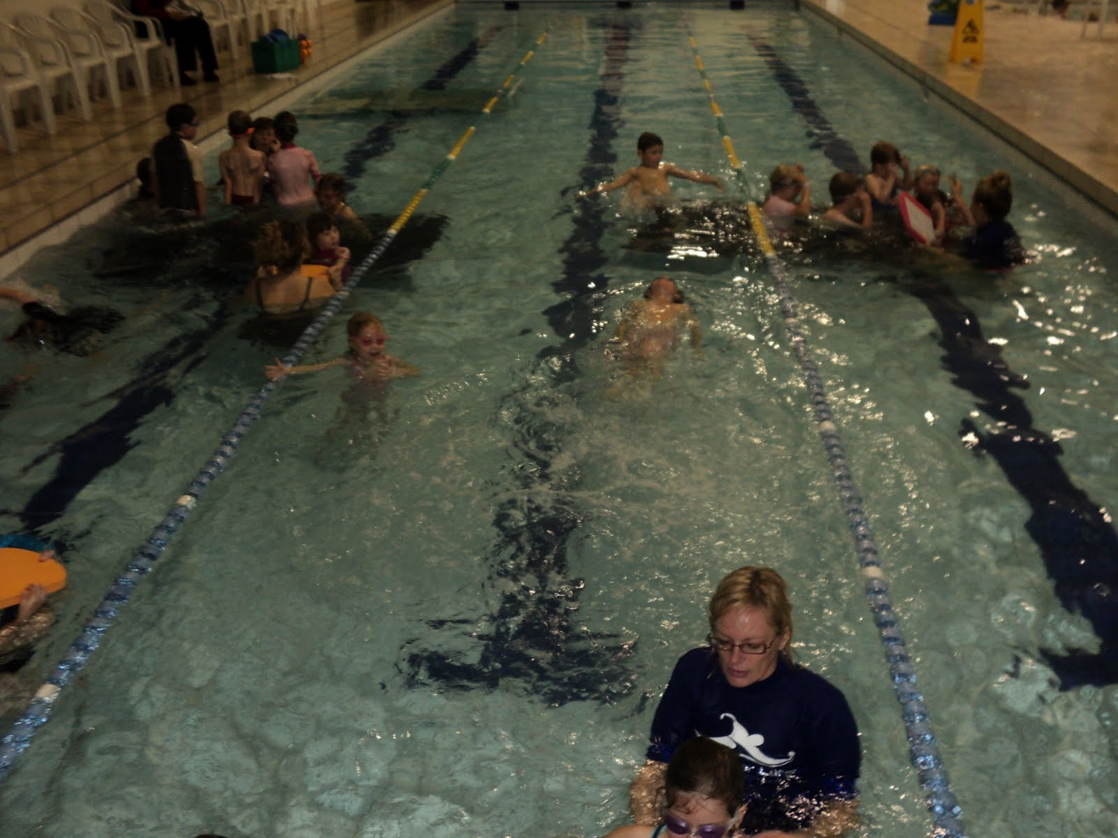 Weka Blog 2011 Swimming At Kings Swim School