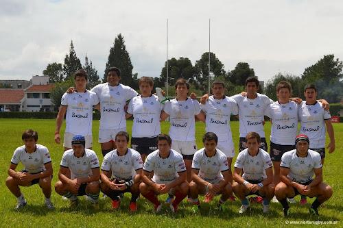 Seleccionado M-18 de Salta - Bambi Soleverez 2014