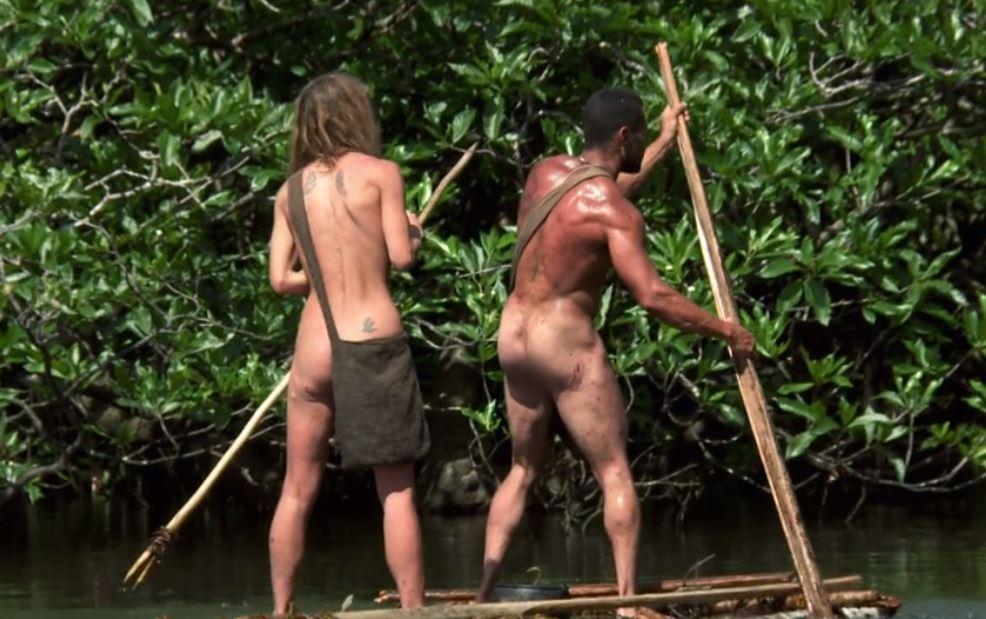 Largados e Pelados - A Tribo 1ª Temporada 2013 Série 720p HD WEB-DL completo Torrent